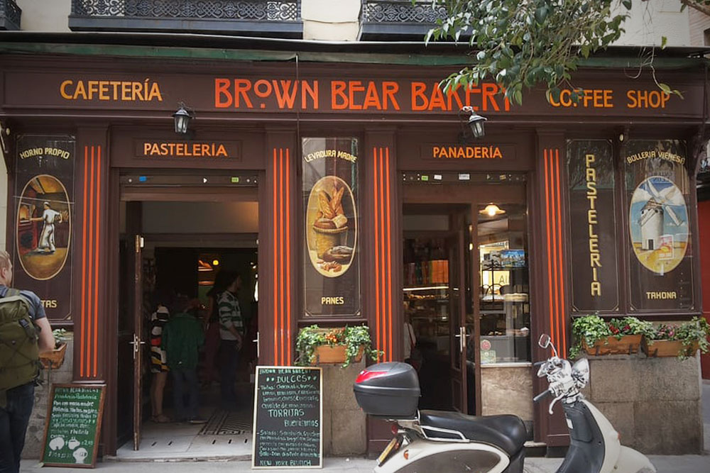 Brown Bear Bakery