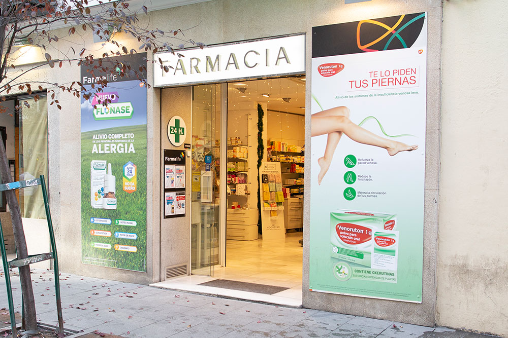 Farmacia Plaza del Angel