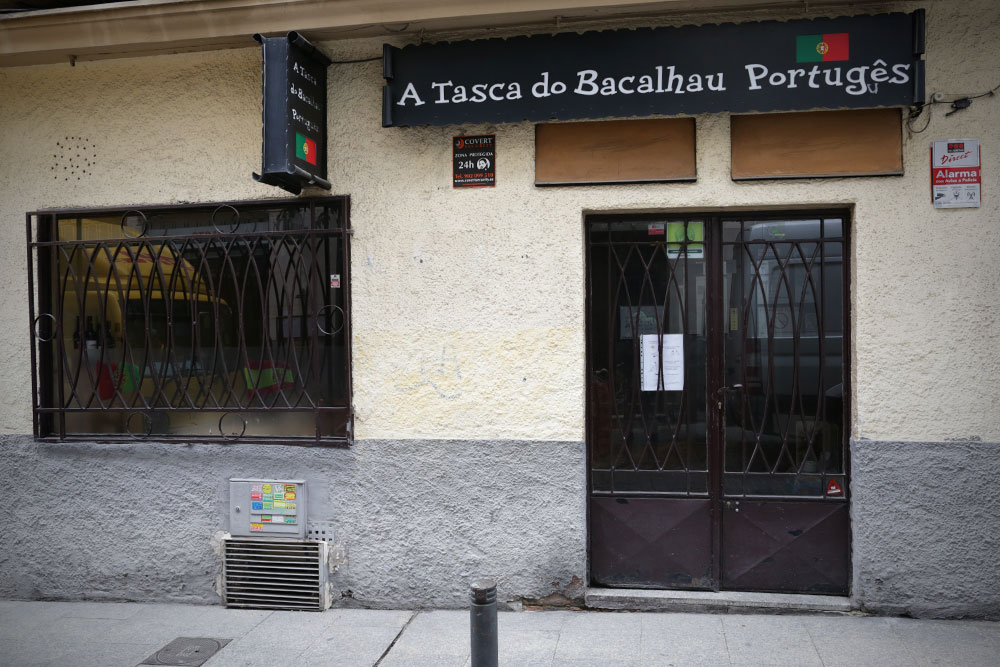 Restaurante A Tasca Do Bacalhao Portugues